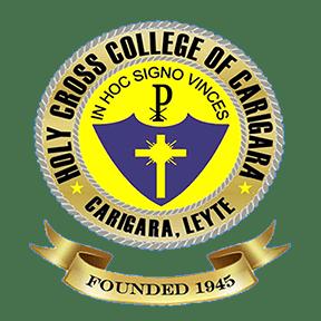 Holy Cross College of Carigara Logo