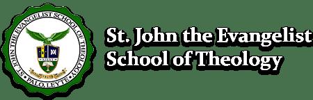 St. John the Evangelist School of Theology Logo